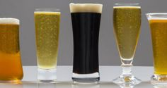Por que temos tantos tipos de copos de cerveja?