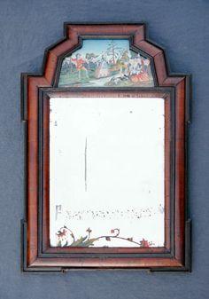 Barock-Spiegel, Mitte 18. Jahrhundert | Johannes Kössler : Hochwertige antike Möbel und Möbelrestaurierung, weitere Bilder unter: www.jkoessler.de