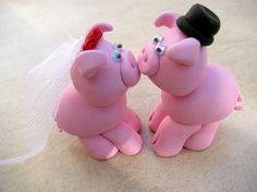 love the piggies