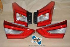 4x Neu Original Rückleuchten LED Hyundai I30 2012-2015