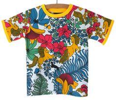 Vintage T-Shirt / Handmade / Shirt / Top / Tee / by lmkremer