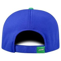 7ba97323236 NCAA Baseball Hats Florida Gulf Coast Eagles Blue
