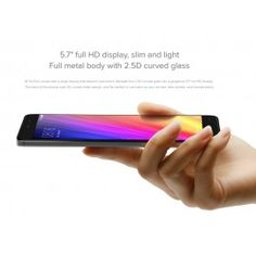Original Xiaomi Redmi 5 Plus Mobile Phone Full Screen Display Snapdragon 625 Octa Core Fingerprint ID Only English Fingerprint Id, Fingerprint Recognition, Phone Shop, Latest Android, Cheap Online Shopping, Back Camera, Types Of Cameras, Display Resolution, Gps Navigation