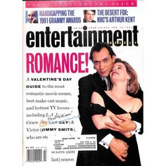 Cover Print of Entertainment Weekly, February 15 1991 | $3.61