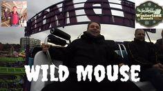 Onride Wild Mouse Bufkens @ Winterland Hasselt 2017 (360VR)