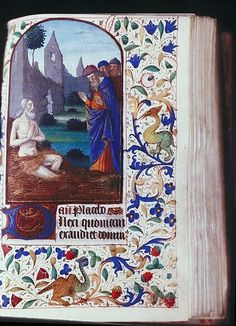 MS 3: Book of Hours (France, post-1450; Latin)