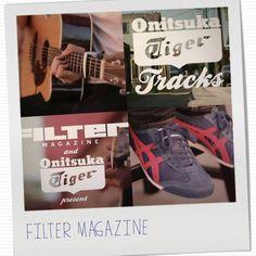 #OnitsukaTigerBR #FilterMagazine #TigerTracks