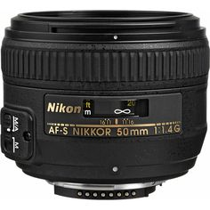 Next Nikon purchase!Nikon AF-S Nikkor Autofocus Lens. I can't wait to take some portraits and get some sweet boken with this baby! Nikon Lenses, Nikon 50mm, New Nikon, Nikon D3100, Camera Nikon, Dslr Cameras, Photography Gear, Photography Equipment, Camera Aesthetic