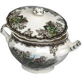 Found it at Wayfair - Friendly Village Sugar Bowl with Lid