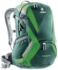 Hiking : Deuter Futura 28| forest emerald