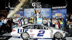 NASCAR - Brad Keselowski turns Richmond into personal playground - ESPN