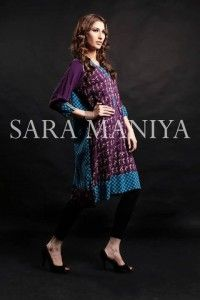 Sara Maniya Casual Dresses 2014 for Winter