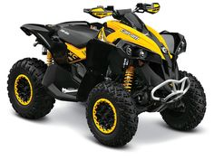 2015 Can-Am® Renegade® X® xc 800R Stock: CA1500075 | RPM MotorSports