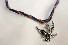 Harry Potter inspired Ravenclaw charm bracelet