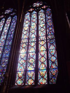 Sainte Chapelle - Paris