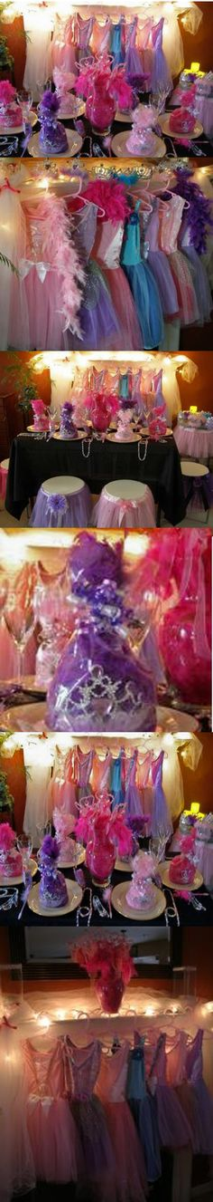 Princess Birthday Party Ideas. Glamorous Event Party package for 6 plus 3 Free Guests in August. http://www.myprincesspartytogo.com #glamourprincessparty #princessbirthdayparty