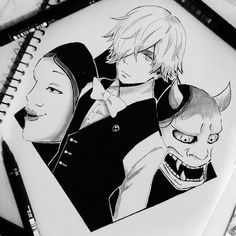 Decim - Death Parade by yuukoum.deviantart.com on @DeviantArt