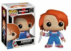 Angry Koala Gear: Funko Pop! Movies of Horror Including Chucky and Ash