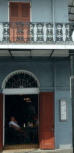 Maspero's Restaurant, New Orleans