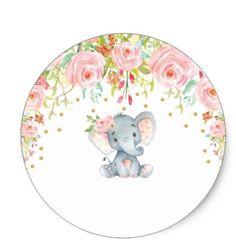 Elephant Baby Showers, Baby Elephant, Baby Shawer, Baby Love, Baby Car Mirror, Image Hd, Elephant Theme, Girl Decor, Girl Shower
