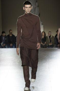 Rick Owens • A/W 2014-15 Menswear • Paris