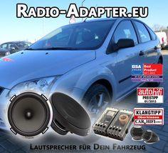 Auto-Lautsprecher Autoboxen Lautsprecher Sets http://www.radio-adapter.eu/home/auto-lautsprecher/ Hier findest Du Fahrzeugspezifische Lautsprecher für die originalen Einbauplätze hinter der Türverkleidung https://www.pinterest.com/radioadaptereu/