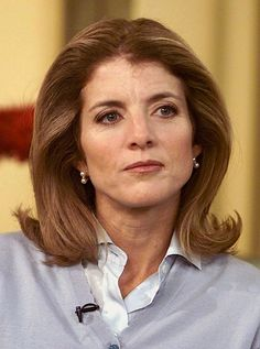 Caroline Kennedy Schlossberg.... what a woman.  Beautiful, smart, and a credit to her parents.  Imagine the sorrow she's seen in her life.  And she carries the legacy of her parents and her brother.