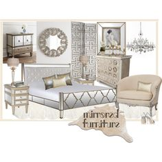 A home decor collage from January 2015