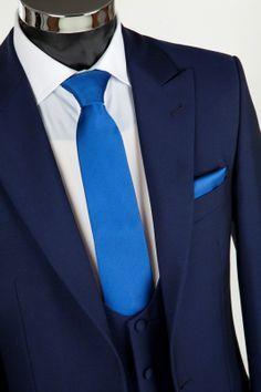 royal blue wedding suit - Google Search