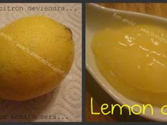 Recette Dessert : Lemon curd thermomix (pâte à tartiner au citron - crema para untar con limones) par MADI2610