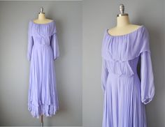 Hey, I found this really awesome Etsy listing at https://www.etsy.com/listing/202118863/vintage-70s-dress-1970s-periwinkle