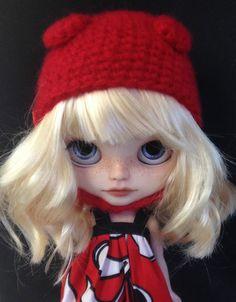 OOAK CUSTOM BLYTHE DOLL Carlota in Dolls & Bears, Dolls, By Brand, Company, Character, Blythe