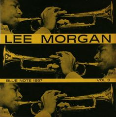 Lee Morgan, Blue Note. #jazz