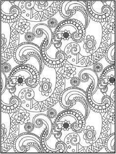 Detailed Coloring Pages For Older Kids | Coloring Pages Trend