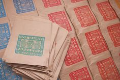 Day of the Dead bags for Two Hands by Cynthia Warren!
