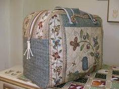 Resultado de imagem para maleta de patchwork passo a passo
