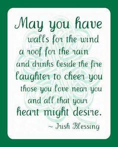 Irish Blessing Printable for Marilyn Quotes To Live By Quotes Quotes Quotes Words Quotes Sayings Irish Prayer, Irish Blessing, Great Quotes, Quotes To Live By, Inspirational Quotes, The Words, Irish Quotes, Irish Sayings, Irish Poems