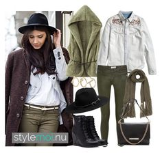 """""""Stylemoi 9."""" by marijaprusina ❤ liked on Polyvore featuring Mikael Aghal, Forever 21, Michael Stars, vintage and stylemoi"""