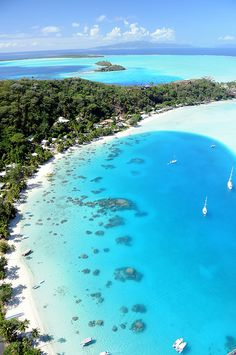 Bora Bora - Voyage, paysage, beauté, plage - Sunset, landscape, beauty…                                                                                                                                                                                 Plus