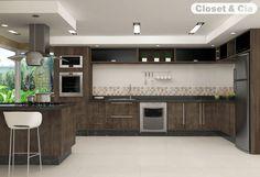 Cozinhas Planejadas - Closet & Cia - Cozinhas Planejadas