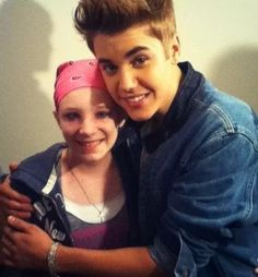 Aww, so sweet I'm happy for her *starts singing That Should Be Me*
