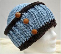SeptemberERDE * Hut * Merino fine * von ULeMo`s  Mützen, Hüte, Taschen und mehr auf DaWanda.com