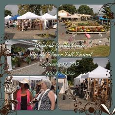Connecticut Arts and Craft Show .. Art and Flower Fall Festival In Tolland, CT In September 2015