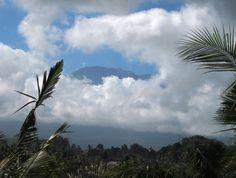 Der höchste Vulkan Balis: der Agung. #Bali #Indonesien #Agung #erlebeFernreisen