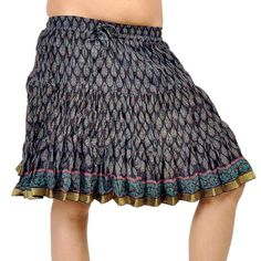 Buy Short Skirts Online at Mirraw.com