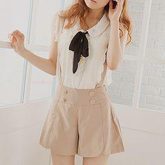 Cute Asian Fashion - http://petitecherrycom.tumblr.com/