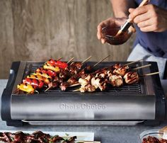 Philips Smoke-Less Infrared Grill with BBQ & Steel-Wire Grids | Home ...