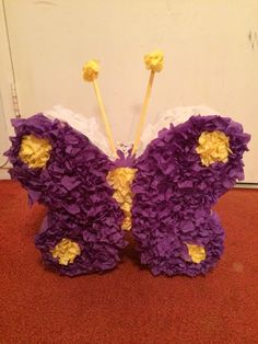 butterfly pinata:]]