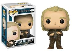 Add a little bit of magic to your collection with Funko Pop's Harry Potter collection! The iconic and beloved Funko POP action figure is here with POP Harry Potter Peter Pettigrew Vinyl Figure, the perfect gift for any Harry Potter fan! Ginny Weasley, Ron Y Hermione, Hermione Granger, Draco, Harry Potter Pop, Harry Potter Dolls, Harry Potter Characters, Lord Voldemort, Fleur Delacour