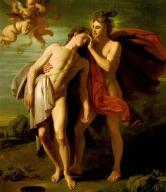 Apollo and Hyacinthus